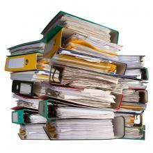 Best way to maintain an msds book | MsdsBooks com